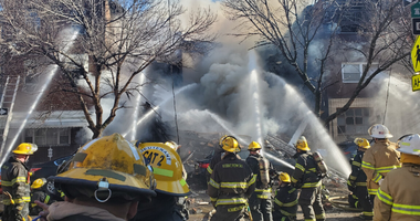 South Philly fire