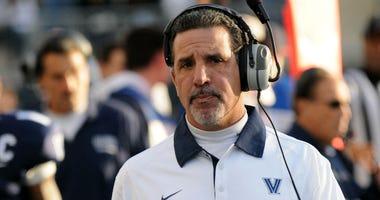 Villanova head coach Mark Ferrante.