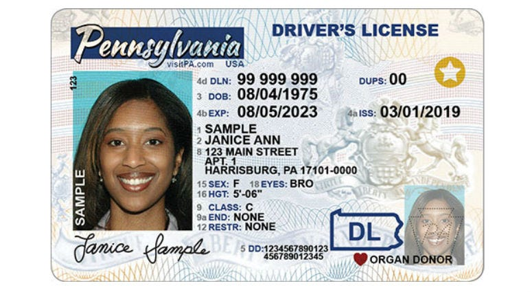 REAL ID is now available in Pennsylvania.