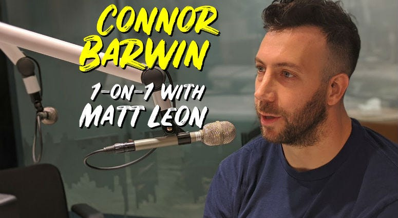 Connor Barwin.