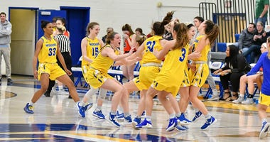 The Widener University women's basketball team has had plenty of reason to celebrate this season.
