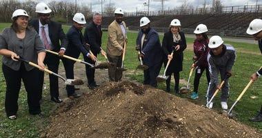 John Bartram High School will get a $3 million renovation for its field.
