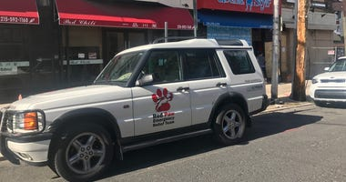 Red Paw Emergency Relief Team dispatches to fires in five neighboring counties and stands by to assist displaced pets.