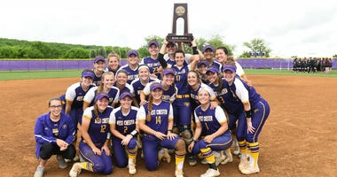 West Chester University softball