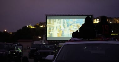 Cinema Pop-Up
