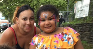 St. Christopher's Hospital for Children and Drexel University celebrated the end of summer with a back-to-school carnival for kids.