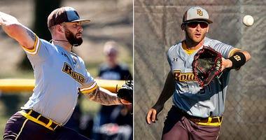 Danny Serreino / Matt Woods/ Rowan Baseball
