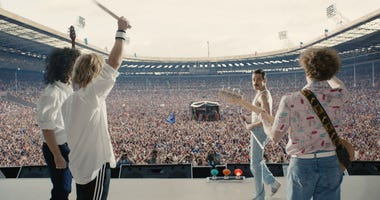 People can't stop listening to 'Bohemian Rhapsody