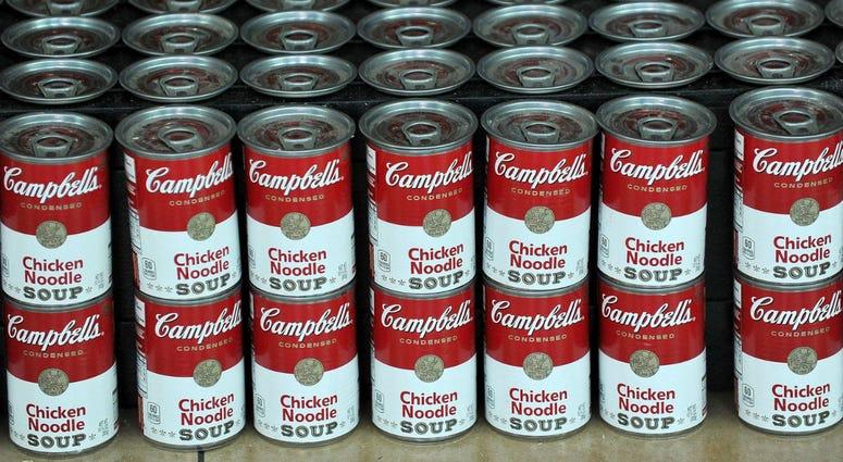 Campbells Soup Earnings