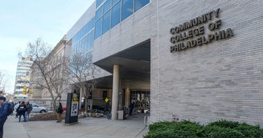The Community College of Philadelphia.