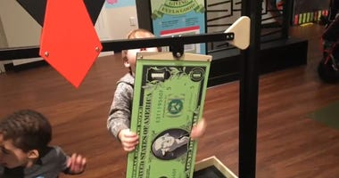 """""""Cents and Sensibility"""" is the newest permanent exhibit at the Please Touch Museum."""