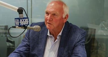 Former Phillies manager Charlie Manuel