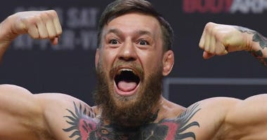 UFC's Conor McGregor announces retirement
