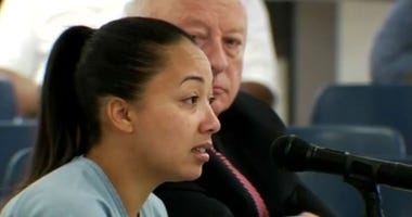 Cyntoia Brown released from prison in Tennessee