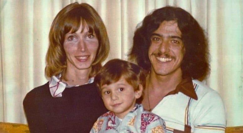 Joan and Gary Deal with their son Jason.