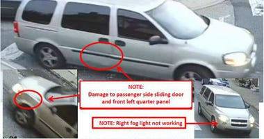 Anyone with information on this vehicle is asked to please contact the Homicide Unit