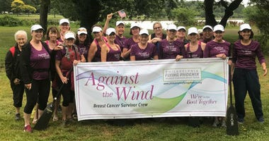 Against the Wind, dragon boat team