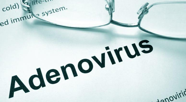 A 13th person in a Camden County pediatric facility has tested positive for adenovirus.