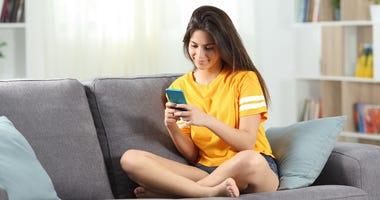 Teen Cell Phone