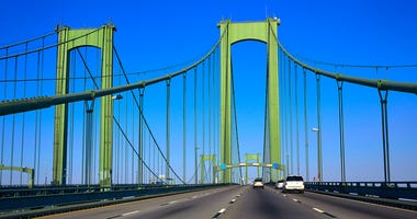 Delaware Memorial Bridge.