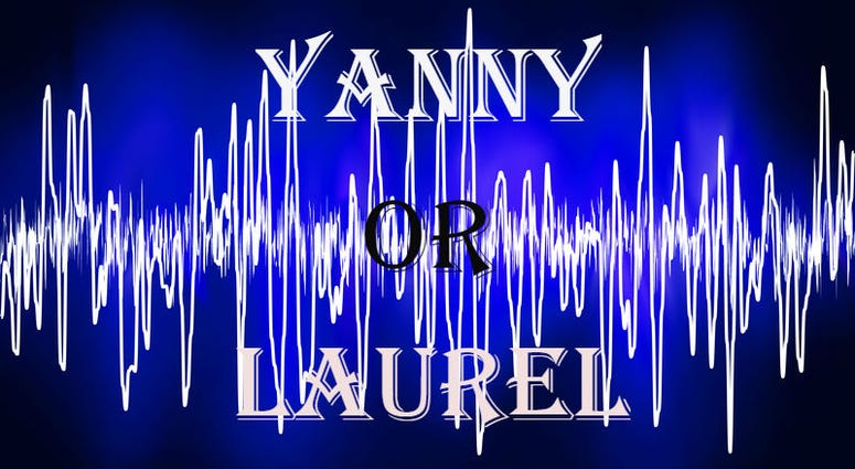 Yanny or Laurel