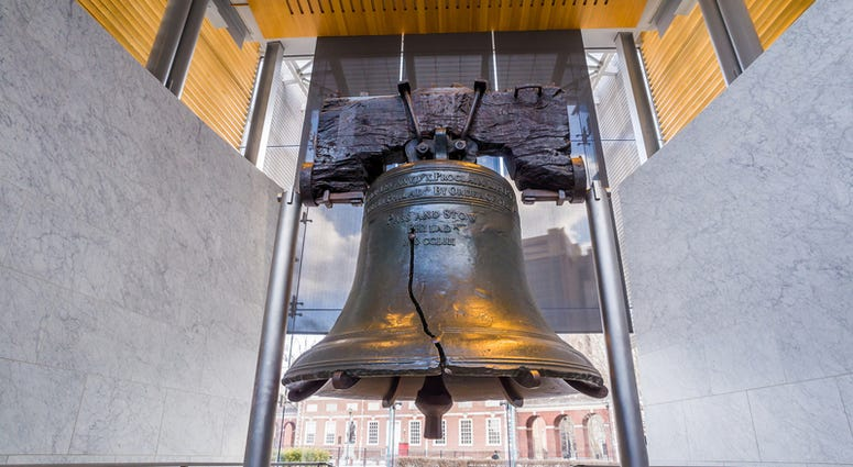 A ceremony that is held every year at the Liberty Bell on MLK Day won't be taking place this year due to the partial government shutdown.