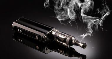 Big electronic cigarettes