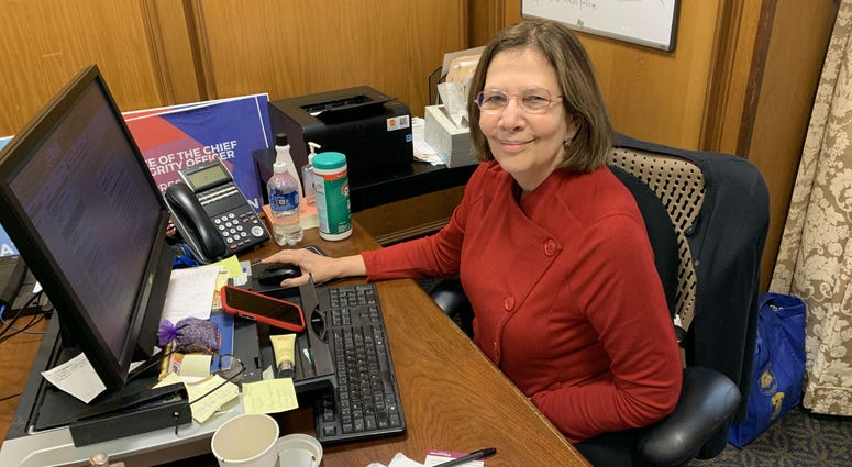 Retiring Chief Integrity Officer Ellen Kaplan