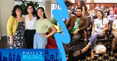 "Philly Rising: ""Expanding Sanctuary"""