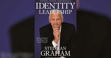 "Stedman Graham's book, ""Identity Leadership."""