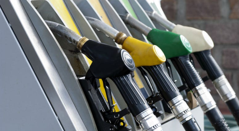 gas pumps