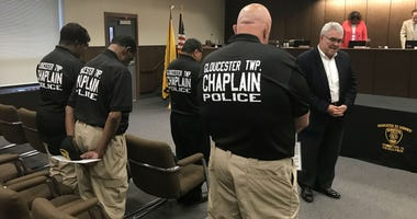 Gloucester Township Police Department community chaplains