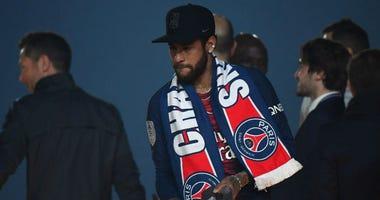 Footballer Neymar denies rape allegations.