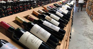 US Wine Sales