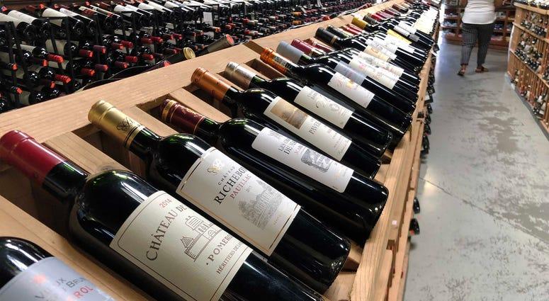 US Wine Sales