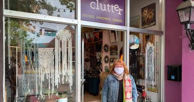 Cindy Schreiber, Clutter Vintage, Collingswood