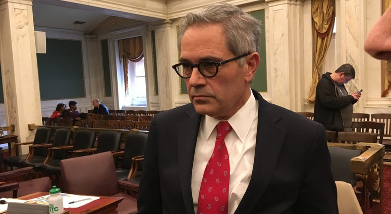 Philadelphia District Attorney Larry Krasner.