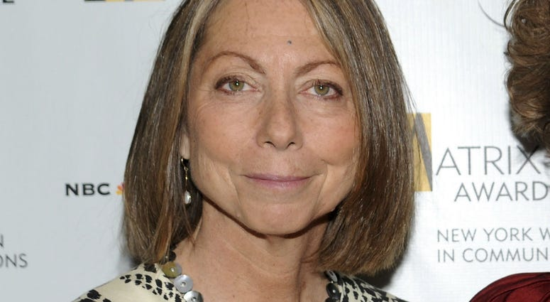 In this April 19, 2010, file photo, Jill Abramson attends the 2010 Matrix Awards presented by the New York Women in Communications at the Waldorf-Astoria Hotel in New York.