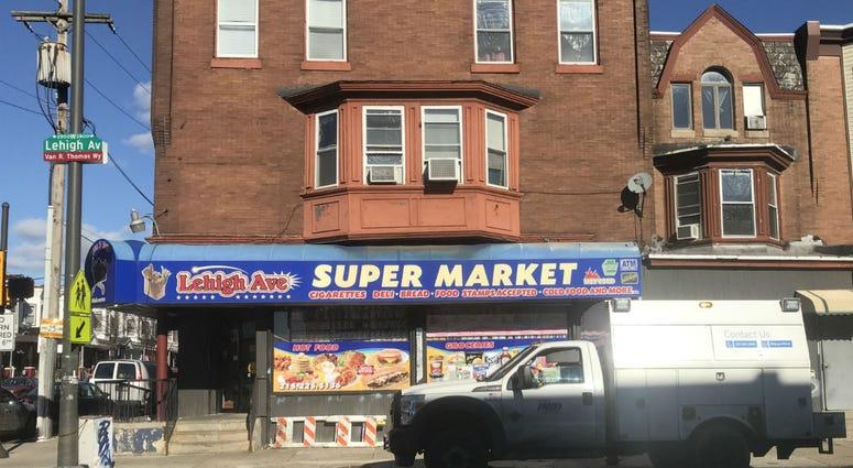 Lehigh Avenue Supermarket