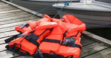 Life jackets are required for boating in Pennsylvania.