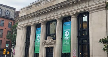 Linode is now headquartered at 3rd and Arch in Philadelphia