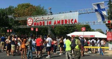 Philadelphia's Made in America festival