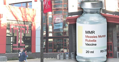 Temple tries to prevent another mumps outbreak after 3 new cases confirmed
