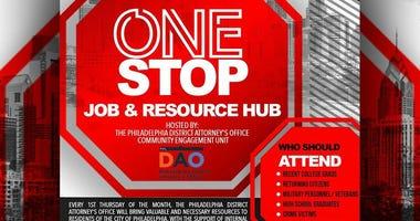 One Stop Job and Resource Hub