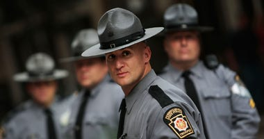 Pennsylvania state troopers