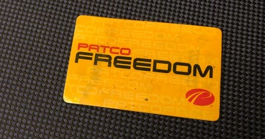 PATCO Freedom fare card