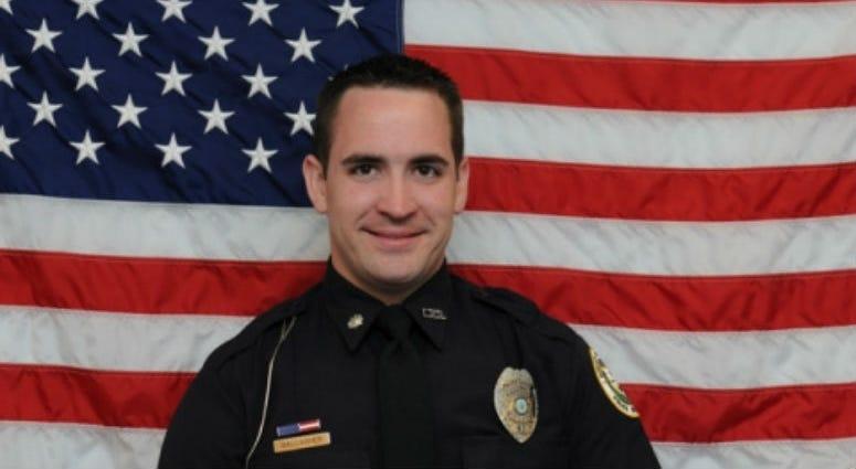 Officer Dan Gallagher.