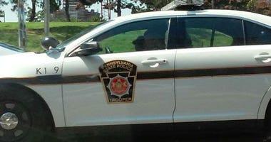 Pennsylvania state police.