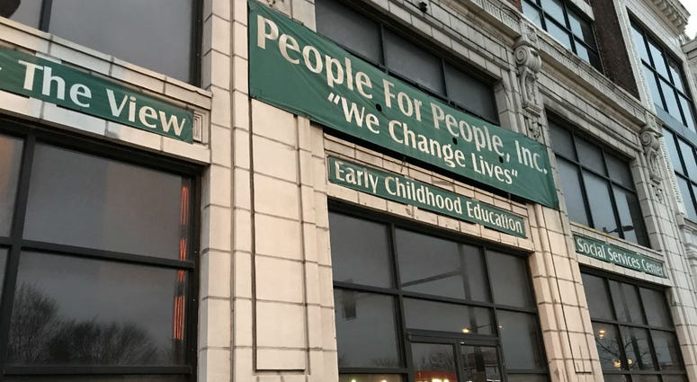People For People Charter School at 800 N. Broad St. in Philadelphia