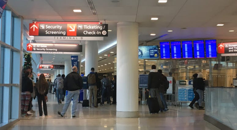 The severe weather is causing major headaches for travelers at Philadelphia International Airport. These travel snarls are having a ripple effect throughout the Northeast.